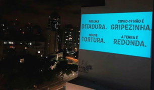 Brasil: masivo cacerolazo en rechazo a Bolsonaro por minimizar el covid 19