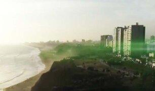 La naturaleza se impone: cuarentena le hizo muy bien a la Costa Verde