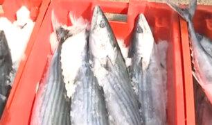 Estado de emergencia: entregan pescado y papa en asentamiento humano de Comas