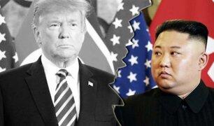 Corea del Norte amenaza con romper diálogo con Estados Unidos en plena pandemia