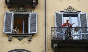 Coronavirus en Italia: cuarentena se prolongará hasta mediados de abril