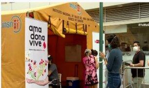 Promueven donación de sangre ante la escasez en los hospitales