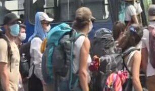Turistas canadienses y franceses fueron repatriados a sus países