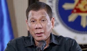 """Filipinas: ordenan """"disparar a matar"""" a quienes violen cuarentena"""