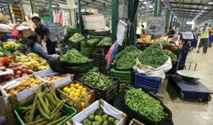 ¿Cómo van los precios de las verduras en el mercado mayorista de Santa Anita?