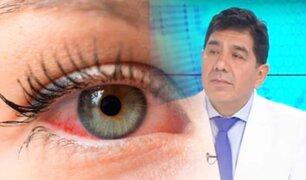 Coronavirus y conjuntivitis: estudios sugieren que podría manifestarse con síntomas oculares