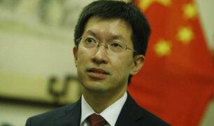 Estado de emergencia: China donará 30 mil pruebas moleculares al Perú