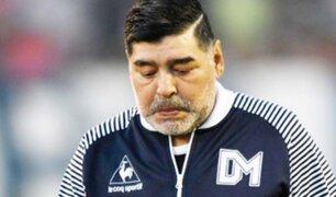 Hija de Diego Armando Maradona desmiente que su padre tenga coronavirus