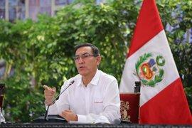 Presidente Vizcarra: hombres y mujeres tendrán horarios diferentes para circular en cuarentena