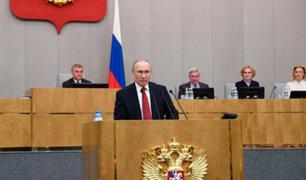 Rusia declara no laborable todo el mes de abril con goce de haber