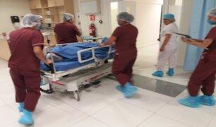 La Libertad: turista español sufrió derrame y necesita ayuda