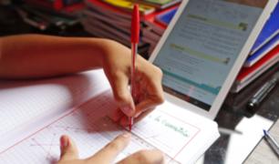 Minedu: página 'Aprendo en Casa' no consumirá datos y mensajes de texto serán ilimitados