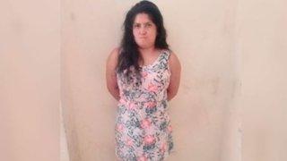 Dictan 9 meses de prisión preventiva para mujer que le cortó la oreja a policía