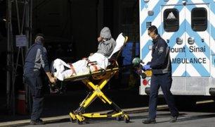 Hospitales de Nueva York se quedarían sin respiradores en menos de una semana