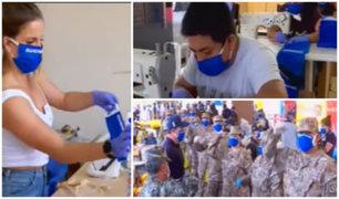 La Victoria: empresarios unen esfuerzos para ayudar a personal de salud y familias vulnerables