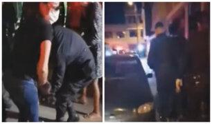 Los Olivos: detienen a 7 integrantes de una familia por presuntamente desacatar cuarentena