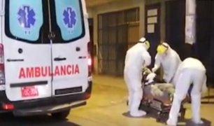 SMP: ciudadano venezolano presuntamente infectado con COVID-19 se desplomó en la calle