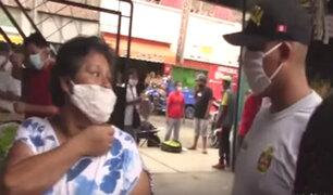 Trujillo: cerca de un centenar de mujeres fueron detenidas por desacatar medida