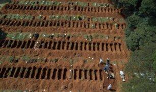 Coronavirus en Brasil: cementerio más grande de América Latina se prepara para recibir a fallecidos