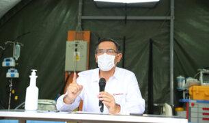 Estado de Emergencia: se elevan a 1,746 infectados por coronavirus