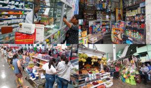 Covid-19: Supermercados, mercados, bodegas, farmacias y bancos estarán cerrados los domingos