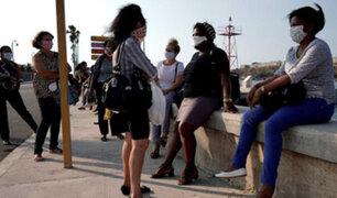 Covid-19: Cuba no recibe ayuda sanitaria por bloqueo de EEUU