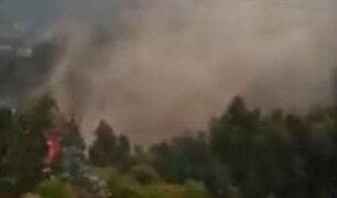 VIDEO: 11 muertos y 4 heridos deja explosión en una mina de Colombia