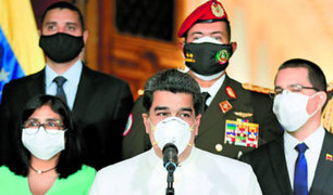 EEUU propone plan B para retirar a Maduro y sus colaboradores de Venezuela
