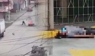 La crisis de los cadáveres en Guayaquil