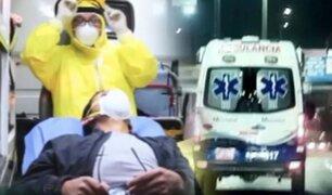Salvando vidas en una ambulancia