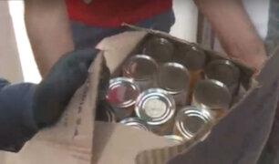 Estado de emergencia: reparten desayunos a familias vulnerables en Comas