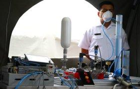 Marina de Guerra fabricará respiradores artificiales para salvar a pacientes con Covid-19