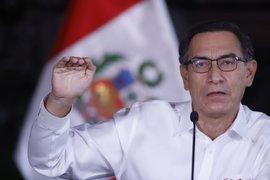 Presidente Vizcarra confirma 92 muertos y 2,561 infectados con coronavirus en Perú