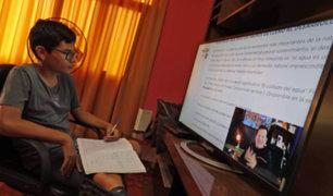 Aprendo en Casa: canales de señal abierta emitirán 1 hora diaria de contenidos