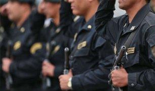 Arequipa: Policía es detenido en estado de ebriedad durante toque de queda