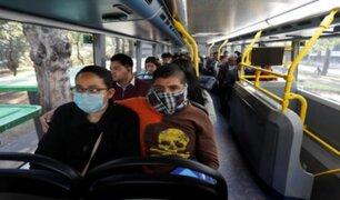 Coronavirus en Chile: decretan uso obligatorio de mascarillas en transporte público y privado