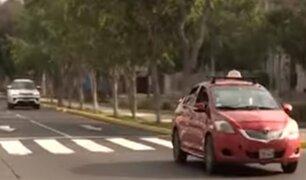 ¿Cómo desinfectar taxis y vehículos particulares?