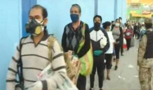 Estado de emergencia: restringen ingreso a Terminal Pesquero de VMT