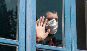OMS: pandemia de COVID-19 aumentaría suicidios y trastornos mentales