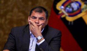 Ecuador: expresidente Rafael Correa fue condenado a 8 años de prisión por corrupción