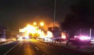 Un muerto deja explosión de coche bomba en México