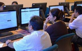 Congresista de Perú Libre, Katy Ugarte, presentó proyecto para reponer a 14 mil profesores que no aprobaron examen