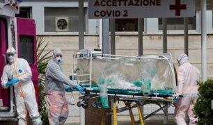 Italia reporta la cifra más baja de contagios por COVID-19 en un día
