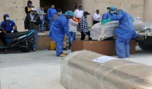 Coronavirus en Ecuador: anuncian la construcción de dos cementerios en Guayaquil