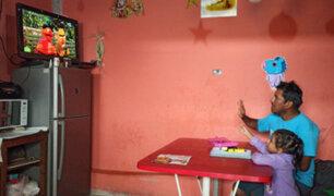 Aprendo en Casa llegó a 4.3 millones de televidentes en su primer día