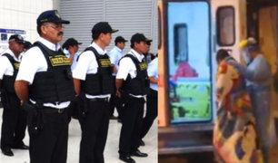 Estado de Emergencia: ¿Es necesario que los vigilantes sigan trabajando?