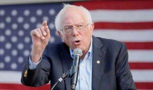 EEUU: Bernie Sanders abandona la carrera presidencial