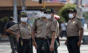 Coronavirus: 13 colegas de policía fallecido dieron positivo a pruebas rápidas