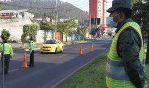 Coronavirus en Ecuador: enviarán a prisión a pacientes con COVID-19 que desacataron cuarentena