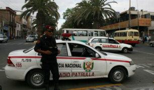 Detienen a extranjero que llegó a Tacna con síntomas del coronavirus